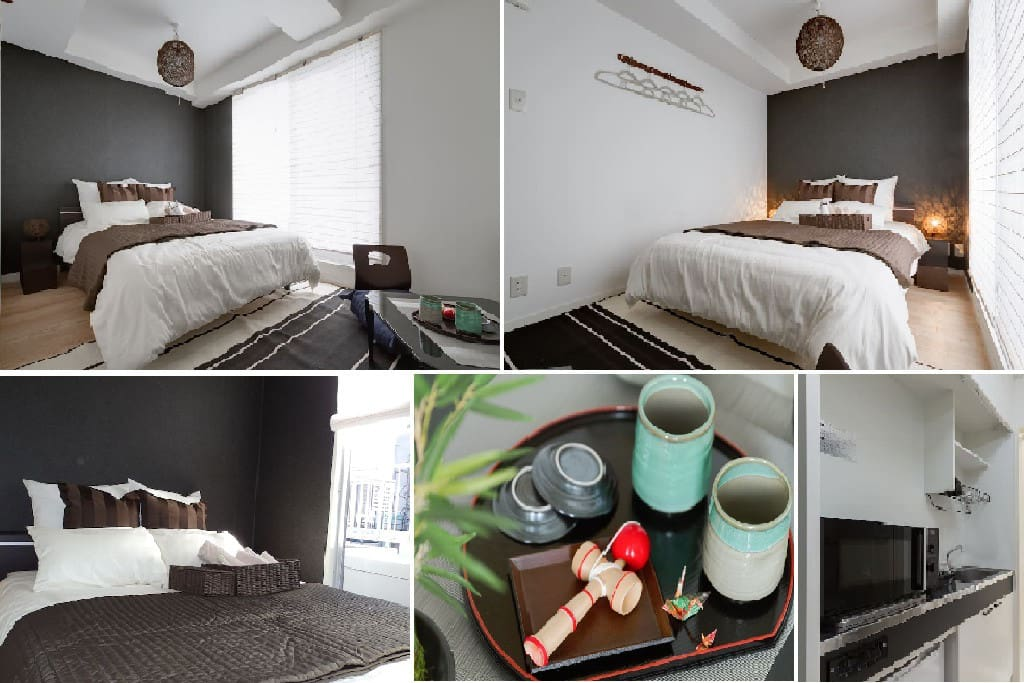 Warm and cozy room, perfect choice for couple