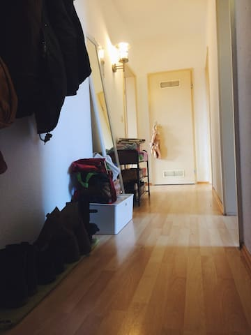 nice flat for 1/2 people in the heart of Mannheim