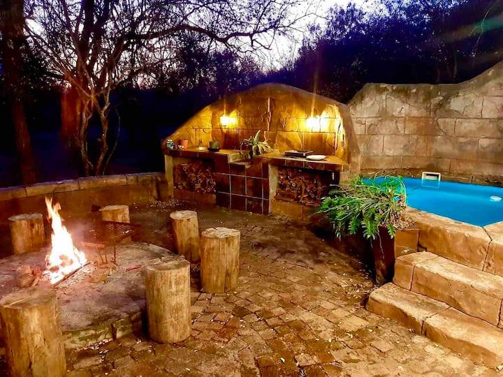 Kiburi Cottage @ Kruger - a tranquil hideaway
