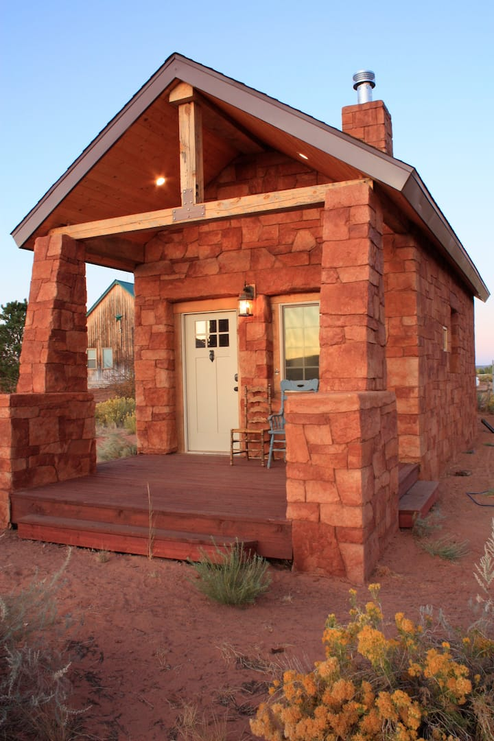Little Rock Cabin at the Cane Beds Corral