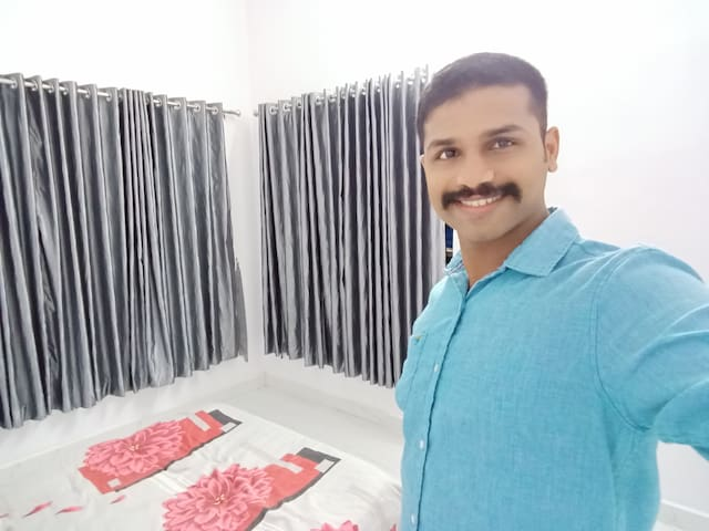 My self able to serve you properly while your stay in kerala