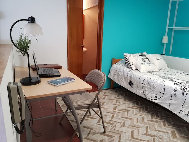 Cozy private and idependent room close to UNAM