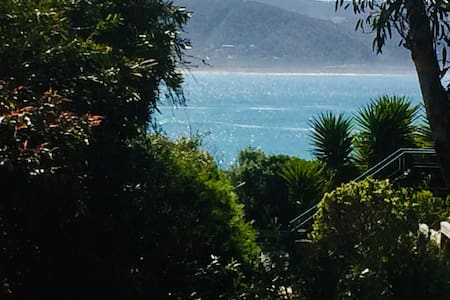 Lorne Ocean Swell View, Private Garden Courtyard.