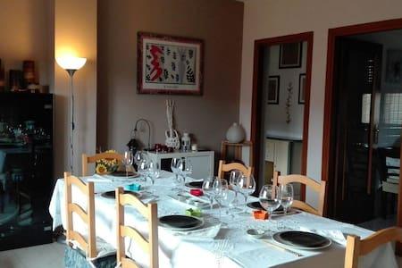 Camera doppia nella campagna di Siena - Taverne D'arbia - Daire