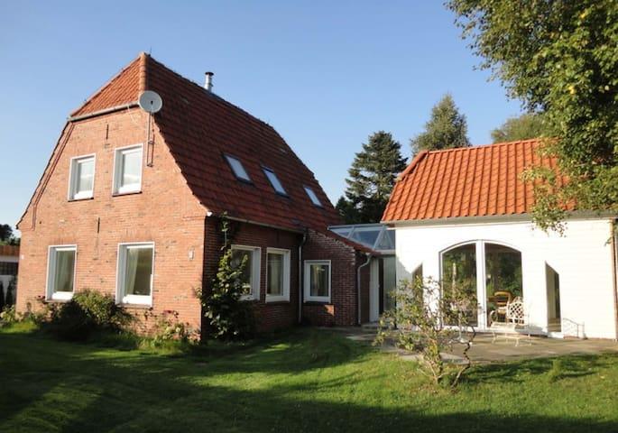 Haus Fürst - Butjadingen - Talo