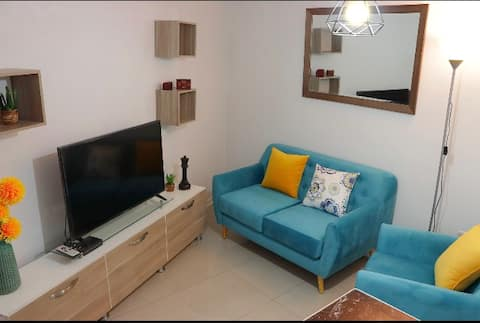 Lindo mini apartamento super céntrico Miraflores