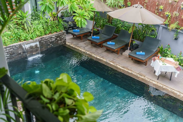 Residence101 Double Room with Pool view