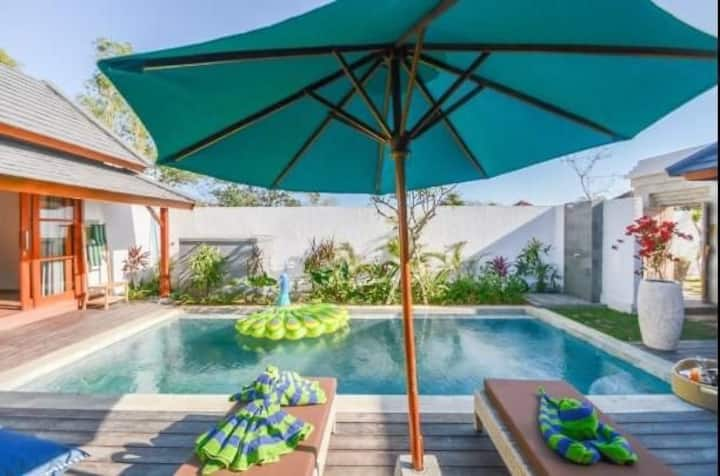 3 Bedroom Villa at Bingin Surf Beach