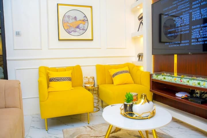 Lekki Grand apartment-Luxury 1 bed @Lekki phase 1