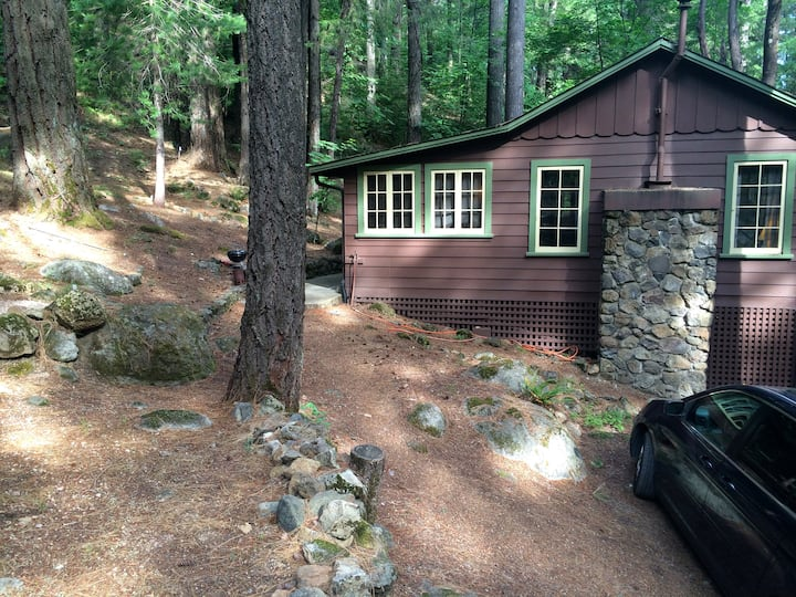The Dogwood Lodge