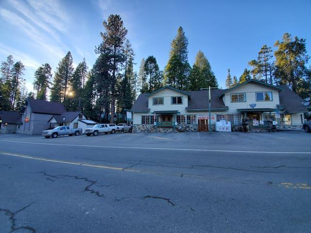 The Lake Lodge in Shaver Lake Village