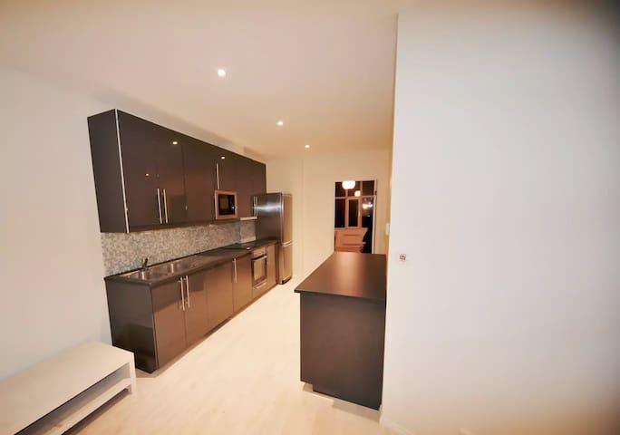 B4 Bergens best Location, Open and bright Apt - Bergen - Apartment