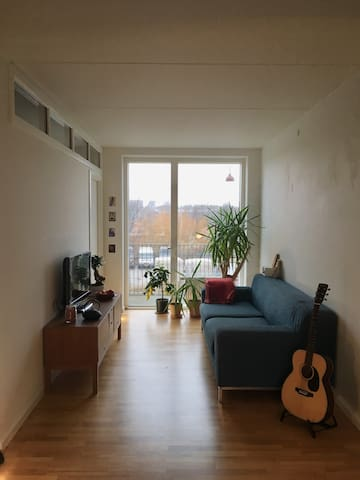 Spacious and cosy apartment in Nørrebro