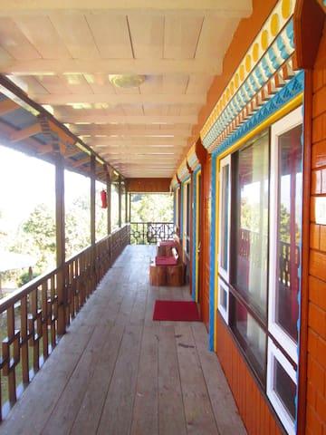 Lamthang Resort Panorama - Pelling - Andere