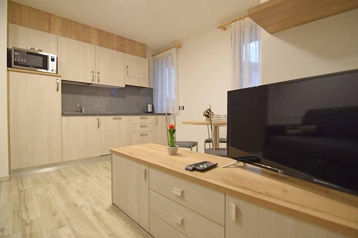 Appartamento ROSSO NUOVA casa vacanze Arcobaleno
