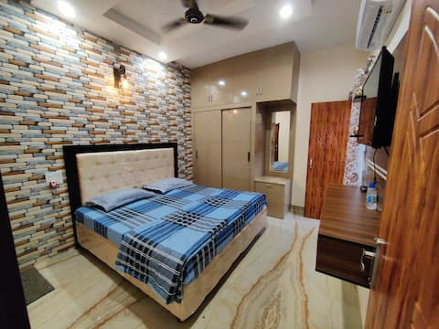 ENTIRE 1 BHK APARTMENT IN SECTOR 127 MOHALI