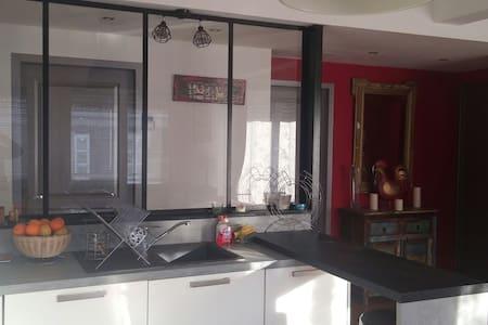 Charmant appartement T3 72m2 au centre de pau! - Pau