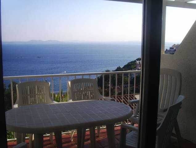Duplex House 6pers Superb Sea View !!
