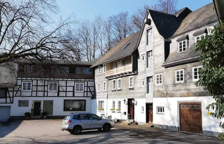 Pension Stryckmühle