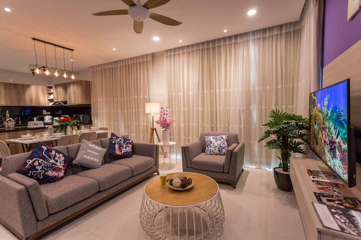 Ferringhi Pearl Resort Home/5 ROOMS 3113sf@FP_No.9