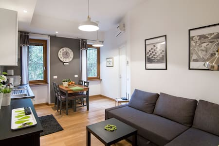 Suite Luxury San Pietro-Vaticano - Rome - Apartmen