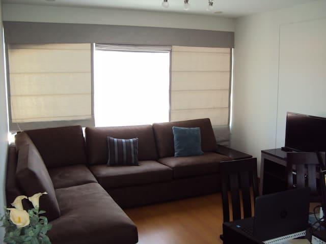 DEPARTAMENTO MODERNO AREQUIPA CIUDAD BLANCA - Arequipa - Apartment