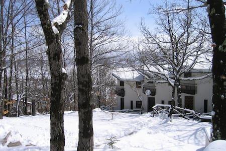 Casa in montagna in ABRUZZO - Rocca di Cambio, i Cerri (AQ)