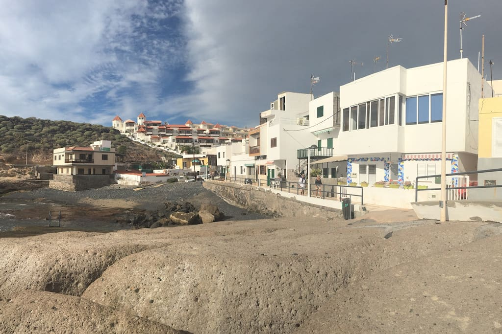 Panorámica de la ubicación de la casa/Overview of the location of the house