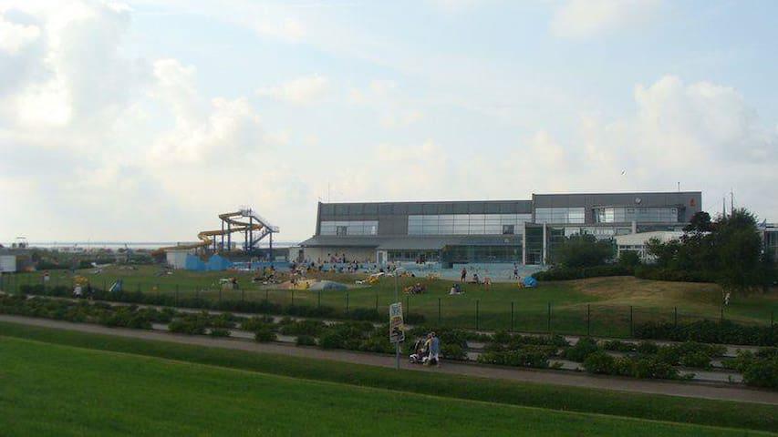 Bensersiel Schwimmbad
