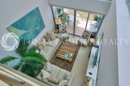Amazing 2 Bed Loft Overlooking the Panama Canal! - Panamá