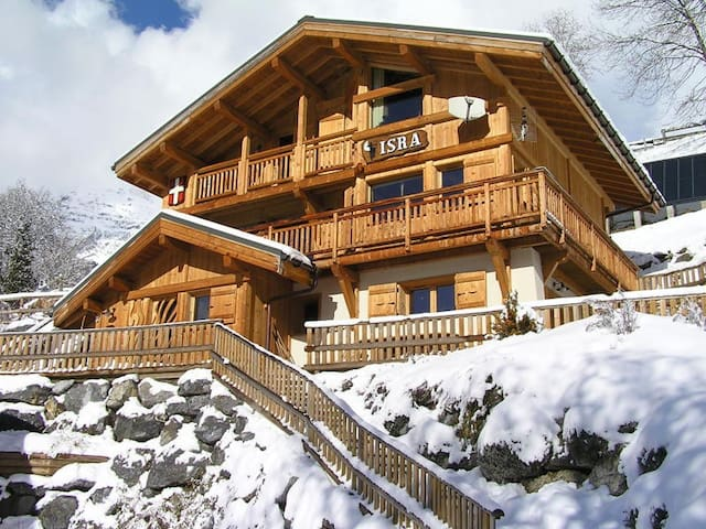 Isra Apartment - Mont Blanc Chamonix Valley