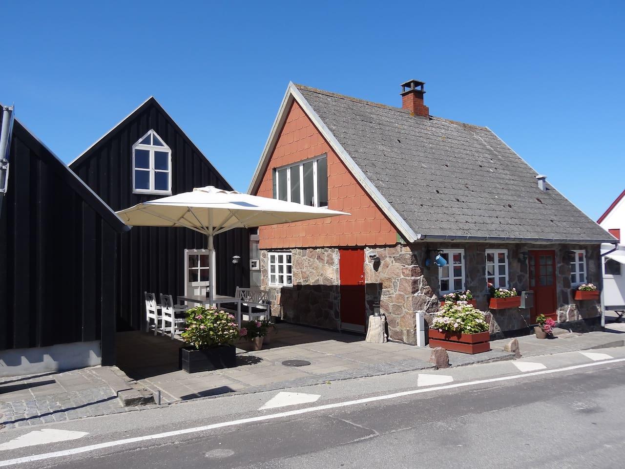 Airbnb: 20 mest populære sommerhus til leje i samsø municipality ...