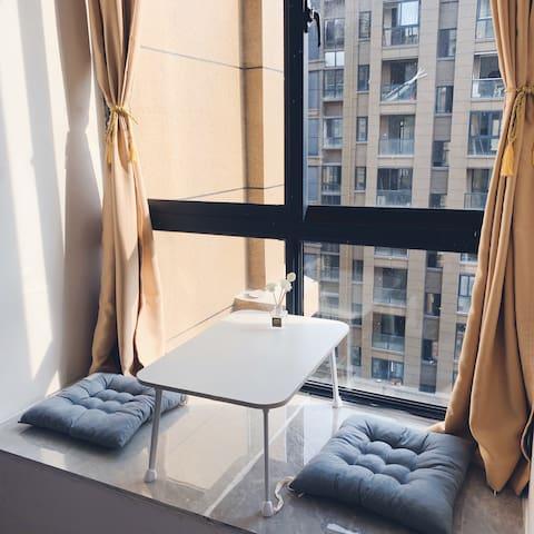 Tiffany·双飘窗·超大投影·茶山·大学城·温州大学·大罗山