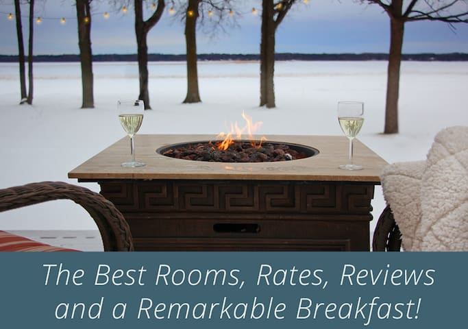 Up North Suite at Leech Lake Bed & Breakfast