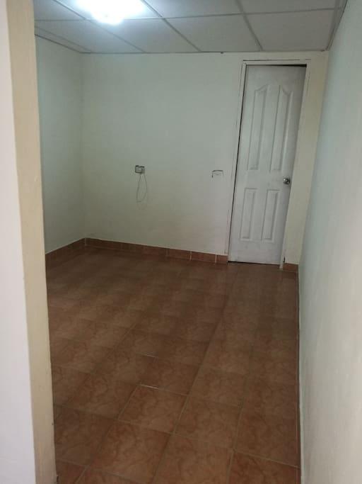 habitación de 24 m2