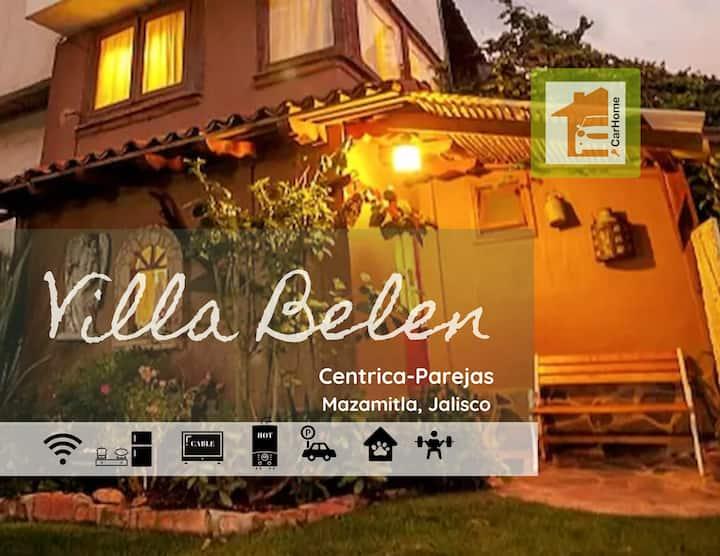 Villa Belen, céntrica extravagante, pequeñita,wifi