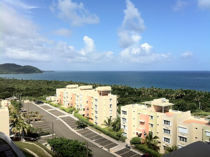 Spectacular Ocean View Walk Up Condo Penthouse
