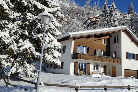 2 bedroom apartment for up to 5 - Flims - Apartemen