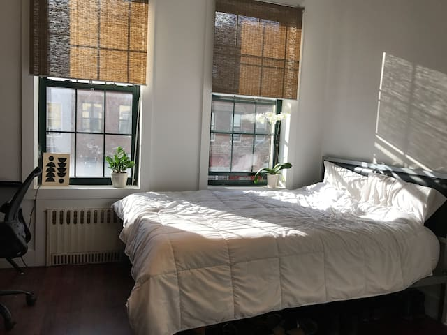 Bright and Sunny Brooklyn Sanctuary - Brooklyn - Apartment