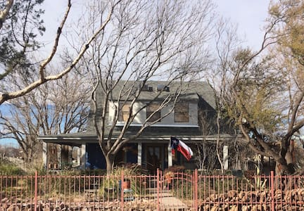 Desert Pearl historic home - Ház