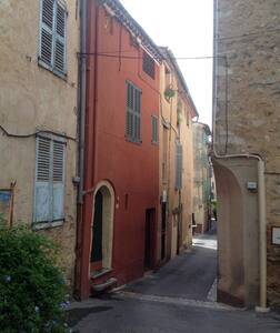 Charming town house In centre - Montauroux - 連棟房屋