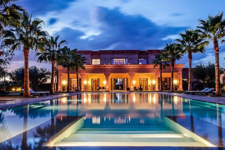 Villa Mexance