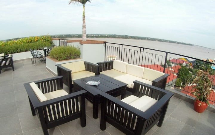 wonderfull Villa Thanh Hoa with park view