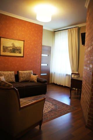 Apartament w Stadninie - Moszna
