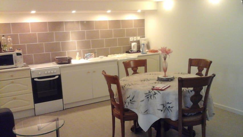 Apparte privé  dans maison au coeur du Beaujolais - Sarcey
