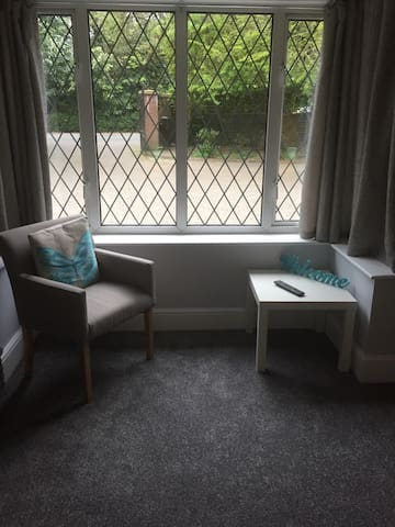 Cosy ground floor double room - Hessle - Pis