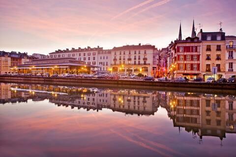 T2 au coeur du centre historique de Bayonne