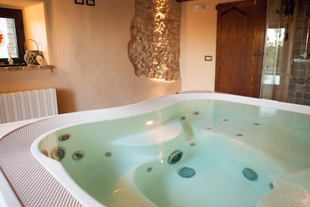 B&B A CASA DI PINA - Montefortino - Bed & Breakfast