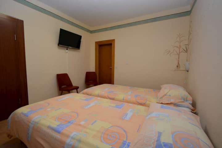welcome at the hotel baldi in rodi