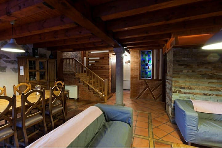 Casa rural María Saula